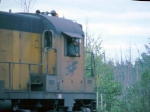 1415-30 C&NW ore train