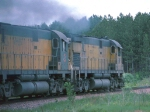 1415-31 C&NW ore train