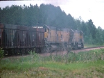 1415-32 C&NW ore train