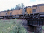 1415-34a C&NW ore train