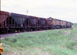 1415-36 C&NW ore train