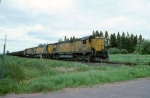 1416-06 C&NW ore train