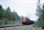 1416-17 C&NW ore train