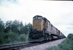 1416-22 C&NW ore train
