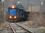 Empty Bow NH Coal Train...