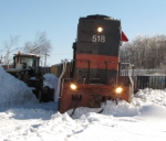 OOOPS! Fitchburg Switcher Derailment