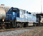 the last running CR GP38 2912
