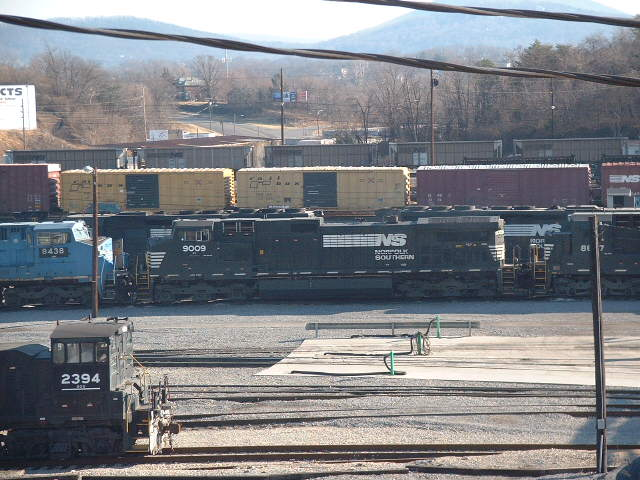 Roanoke Yard
