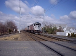 NJT 4138 Non Revenue 3 locomotives Train X232