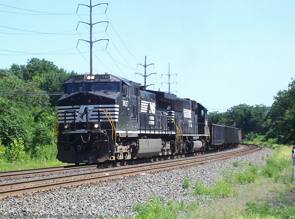 NS 9827 67Z