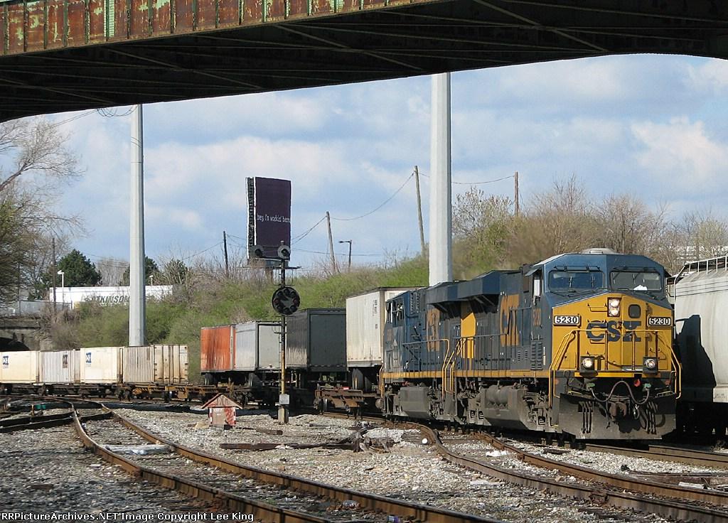 CSX 5230 Q172