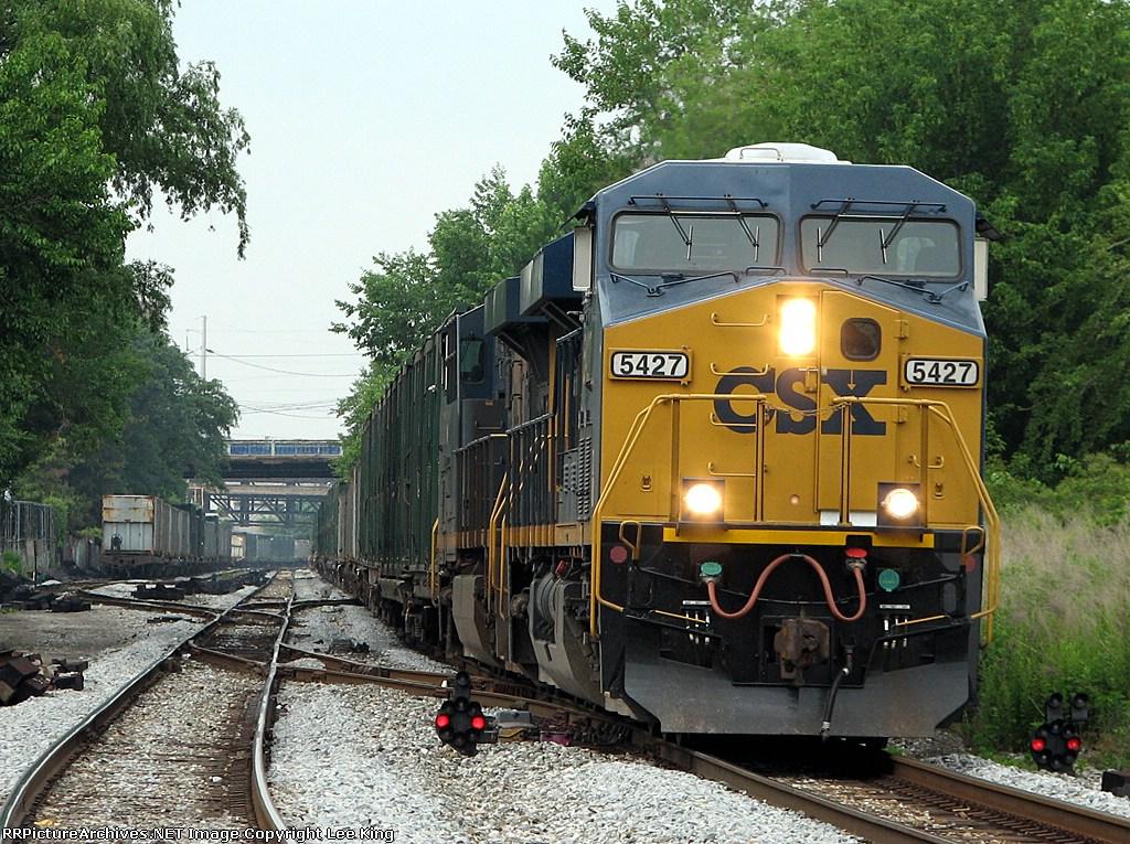CSX 5427 Q702