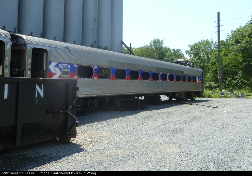 SEPTA Silverliner II 9013