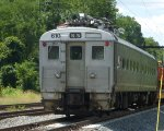 "SEPTA Arrow I ""Comarrow"" cab car 610 (ex-NJT 5160)"