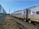 SEPTA Silverliner IV 135