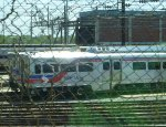 SEPTA Sliverliner V 703