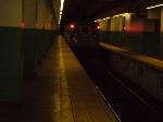Silverliner II departing Suburban Station