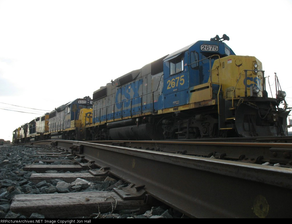 5 GeePs heading into the yard soon to begin this week's work