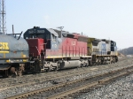 HLCX 6506 & CSX 7818