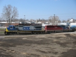 CSX 7818 & HLCX 6506