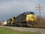 CSX 225 & 218 leading N900 westward