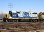 CSX 2615