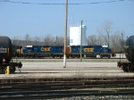 CSX 2801 & 2578 awaiting their next call to duty