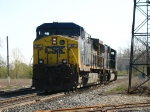 CSX 87 & 784 heading to West Olive to pick up eastern empties as D802-29