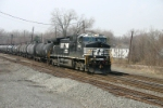 NS 9961 takes 30G east