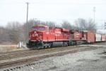 CP 8810 leads 33T through CP482