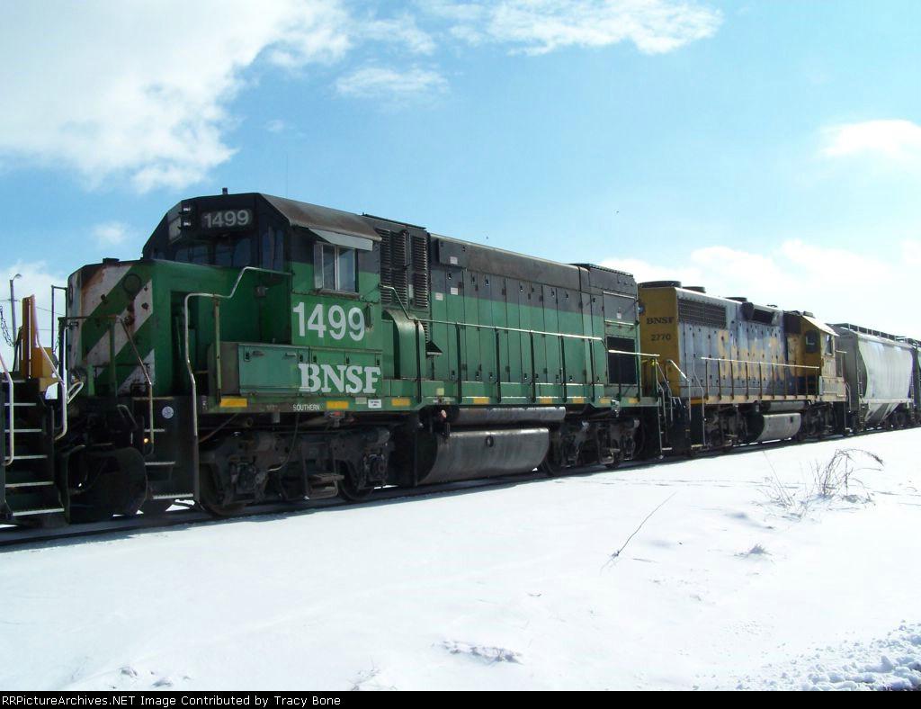 BNSF 1499