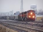 BNSF 5522