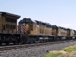 CEFX 2814 #3 power in a WB manifest at 11:58am