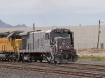 UPY 113 switches cars at Alfalfa at 2:49pm