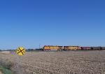 Northbound BNSF Empty Ore Train