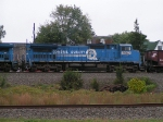 NS 8402 is secont unit in this matched set of conrail GE's in 2006