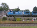 NS 8450 proudly leads this all conrail set down to rockville in 2006