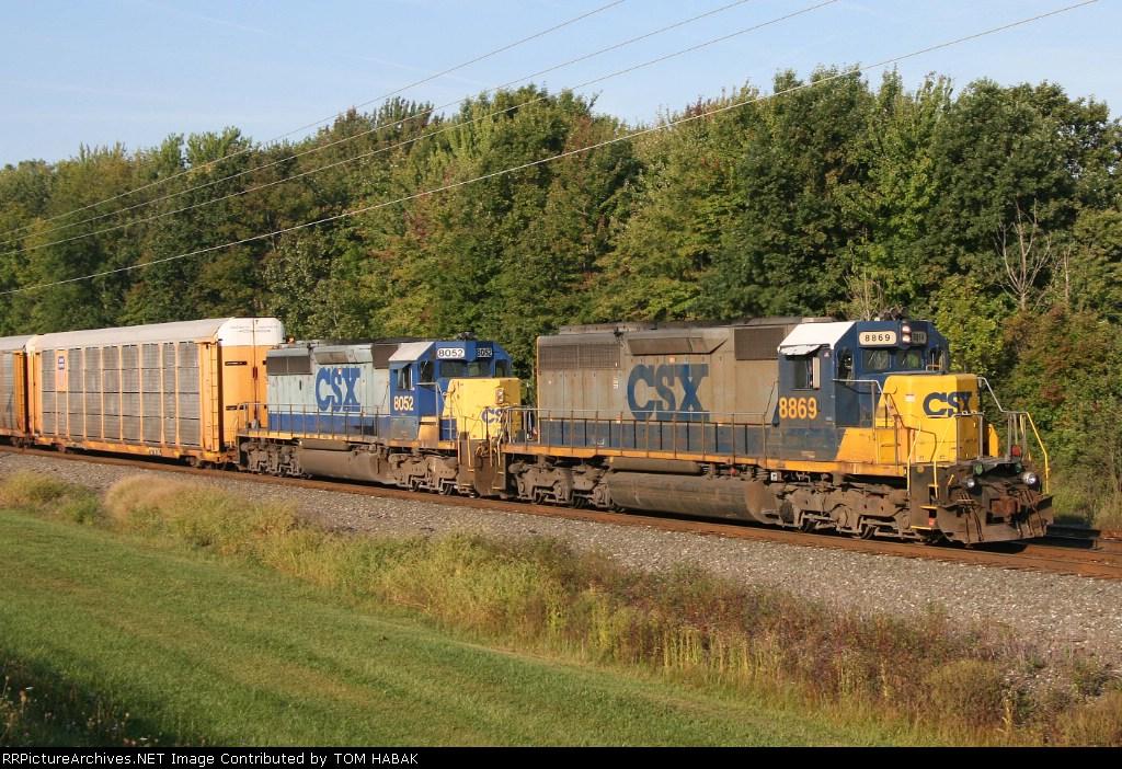 CSX 8869