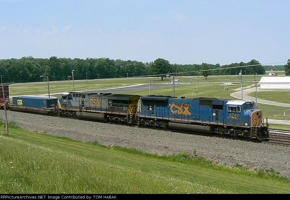 CSX 4747