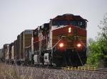 BNSF C44-9W 4168
