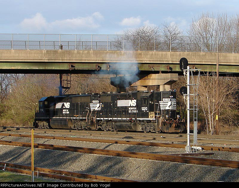 NS 5220 & 1704