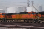 BNSF 4050