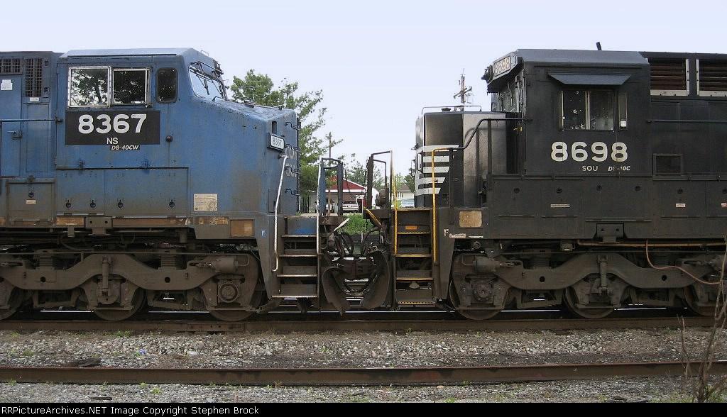 NS 8367 & 8698