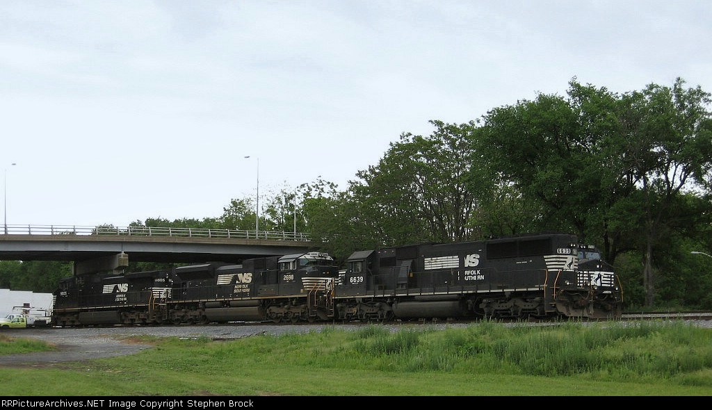 NS 6639, 2698 & 9805