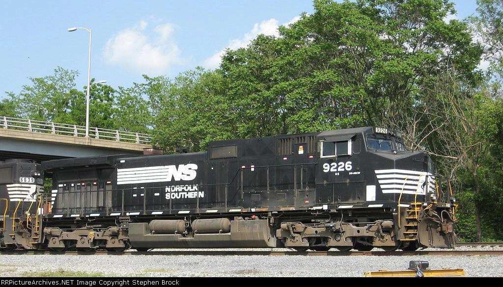 NS 9226 / C40-9W