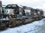 NS 6679 & 9630 under NOT so Spring like conditions