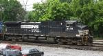NS 9578 & company ready to go