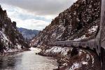 Snowy Gore Canyon