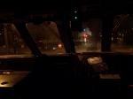 Cab shot of METX 408