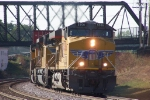 Eastbound intermodal job